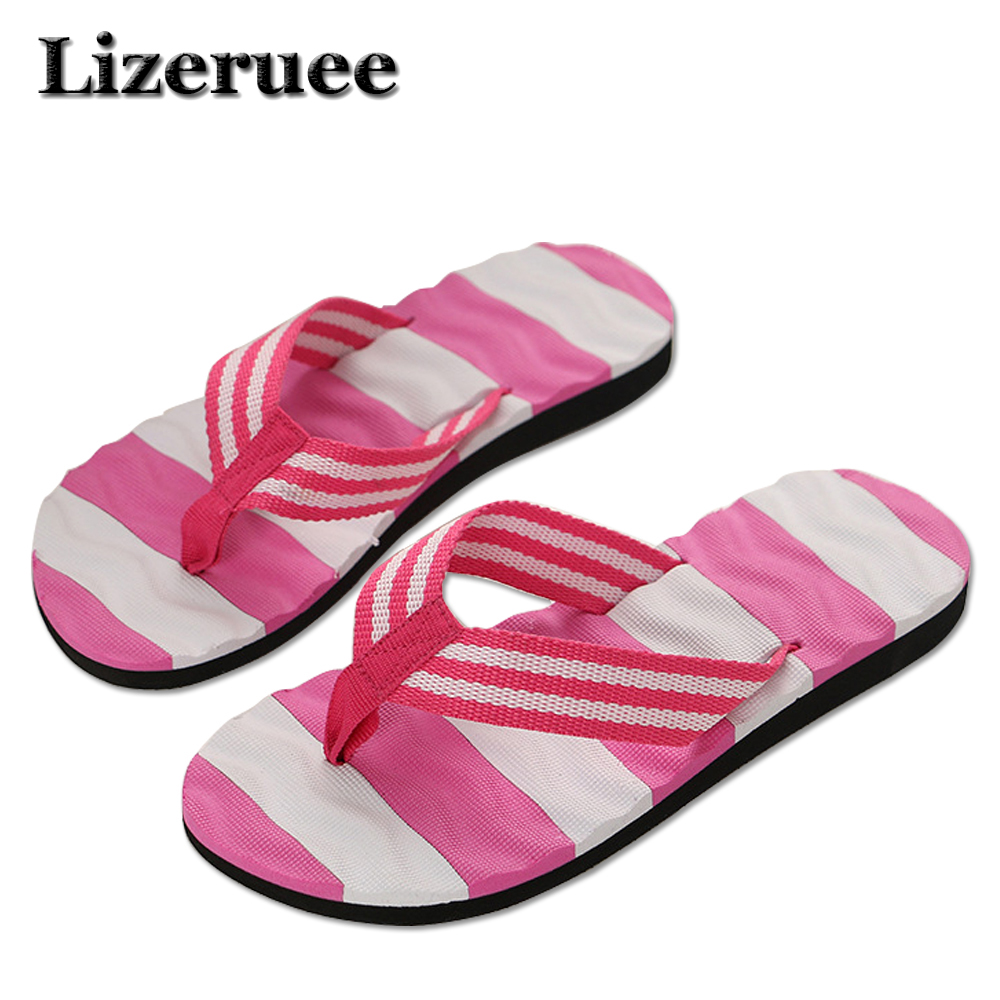 Brand Flip Flops Women Platform Sandals Summer Shoes Woman Beach Flip Flops for Women's Fashion Casual Ladies Wedges Shoes HS009 wastyx new 2017 summer fashion cowboy women sandals casual women flip flops shoes wedges shoes woman
