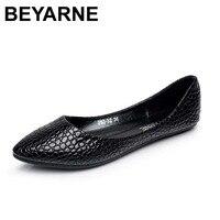 BEYARNE/новые винтажные женские туфли на плоской подошве, повседневные теннисные мокасины из нубука, женские летние балетки на плоской подошве...