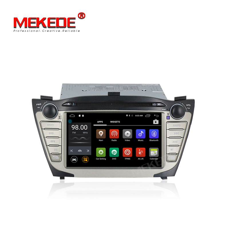 MEKEDE Best Android 7.1.1 Car Dvd Player Car Radio For