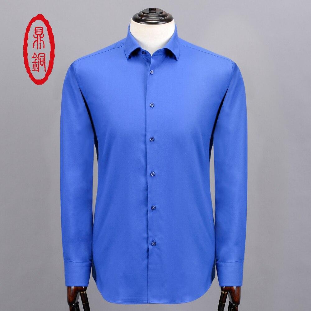 Online Get Cheap Mens Fitted Dress Shirts -Aliexpress.com ...