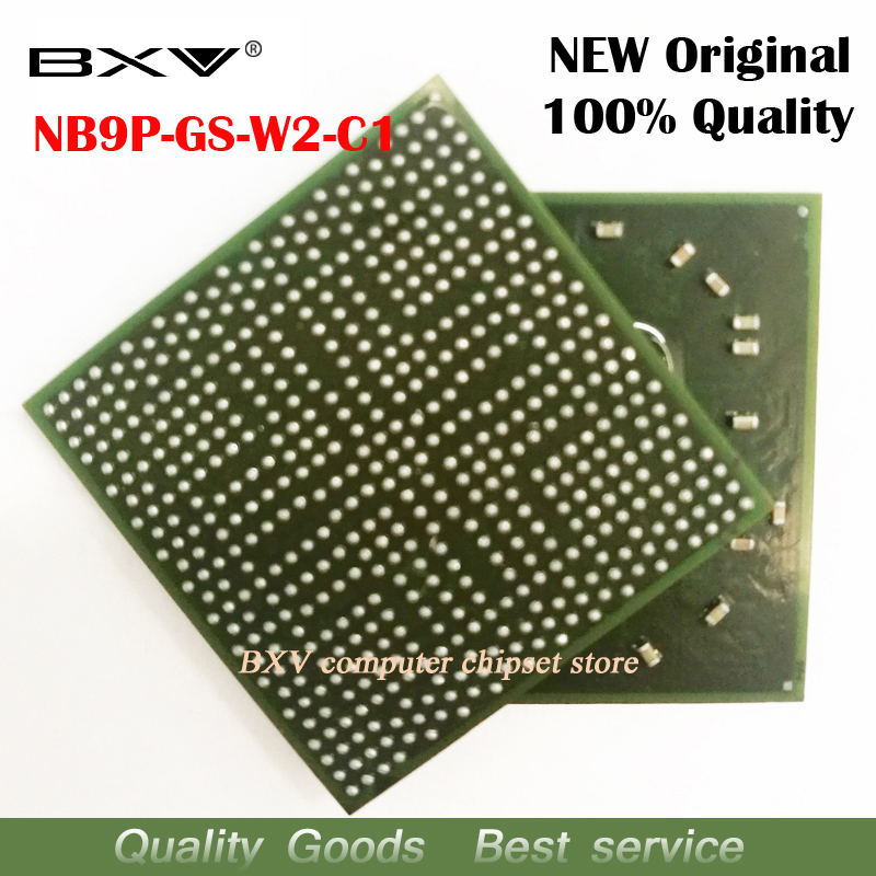 NB9P-GS-W2-C1 NB9P GS W2 C1  100% original new BGA chipset free shipping with full tracking messageNB9P-GS-W2-C1 NB9P GS W2 C1  100% original new BGA chipset free shipping with full tracking message