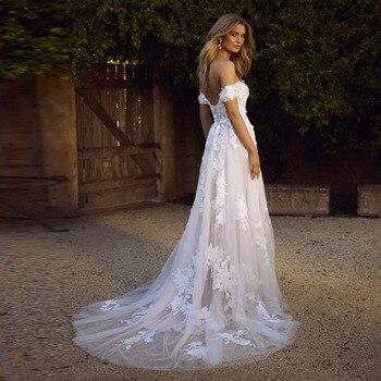 Robe Mariée Bohème Chic Lou