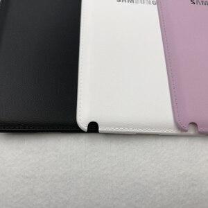 Image 5 - Samsung Galaxy Note 3 Için tam Konut Parçaları N900 N9005 N9006 Ön LCD Çerçeve arka kapak note3 Arka Pil Kapağı Orta çerçeve