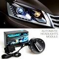 Luzes de Condução Auto Farol Interruptor Automático Sensor de Sol do carro Para VW Golf 5 6 MK5 MK6 Tiguan Passat B6 B7 CC Touran Jetta V VI
