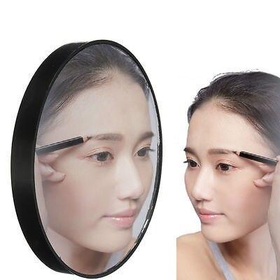 Бесплатная Доставка Макияж Инструмент 10X Увеличительное Стекло Зеркало Косметики Новый Высокое Качество Женщины Красоты 1 шт.
