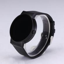 CoWatch Bstselling Tragbare Geräte Schwarz/Silber Sport Herzfrequenz Bluetooth 4,1 Smartwatch Modul 8 GB Freies Verschiffen Für Android