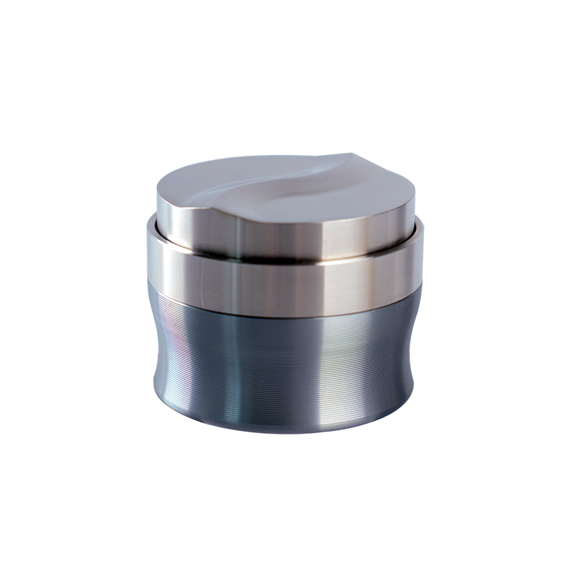 304 Stainless Steel Coffee Tamper 58MM Maracoon Coffee Distributor Coffee Powder Hammer Customized Coffee Accessories