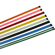 2pcs golf Swing Direction Stick Golf Alignment Sticks Swing Plane Tour Training Aid Golf Practice Rods Trainer Aids 80cm