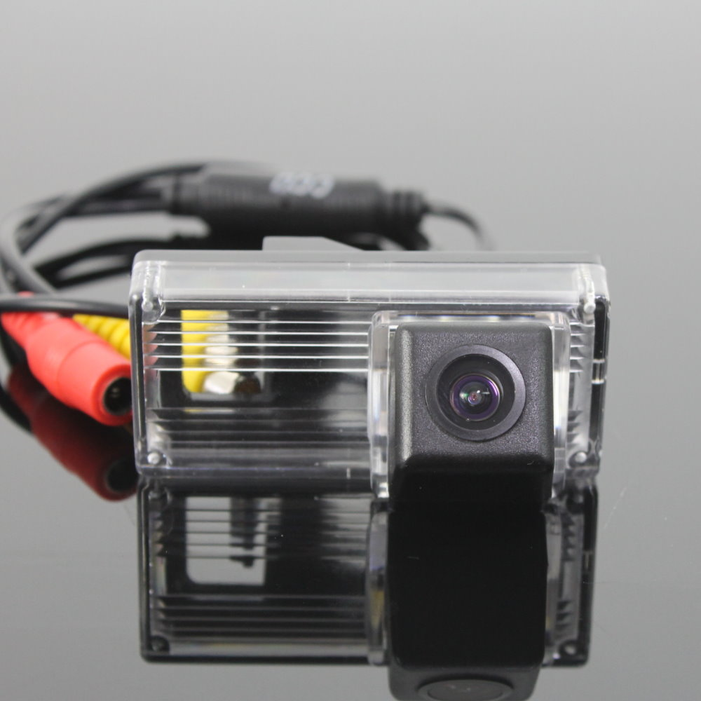 Liislee резервная Парковая камера для Toyota eliz/Mark X MarkX 2004~ 2009-подсветка номерного знака OEM/камера заднего вида/NTST PAL