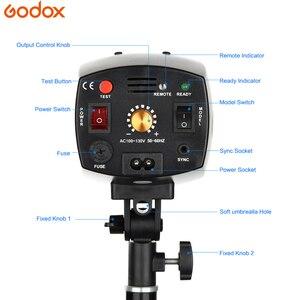 Image 4 - GODOX K 150A K150A K180A K 180A 180WS 150Ws Portatile Mini Master Studio di Illuminazione del Flash Galleria Fotografica Mini Flash 110 v/220 v