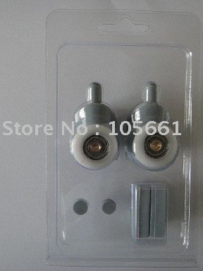 show pulley picture CY-90125(AB-b)Blister Packaging