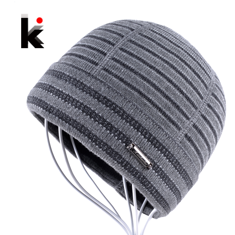 2018 Winter Hats Beanies For Men Gorro Beanie Fringe Designer Plus Velvet Hat Knitted Caps Bonnet Mens Skullies Touca Inverno winter beanies solid color hat unisex warm soft beanie knit cap hats knitted touca gorro caps for men women