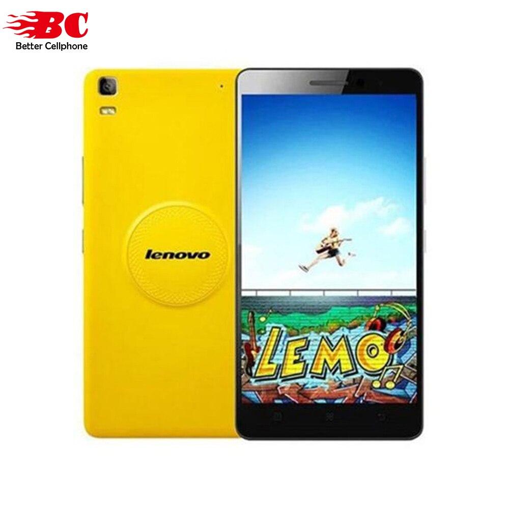 bilder für Original Lenovo K3 Hinweis K50-T5 MTK6752 Octa Core FDD LTE 4G 2G RAM 16G ROM 5,5 zoll FHD 1920x1080 P 13MP 3000 mAh Android6.0 telefon