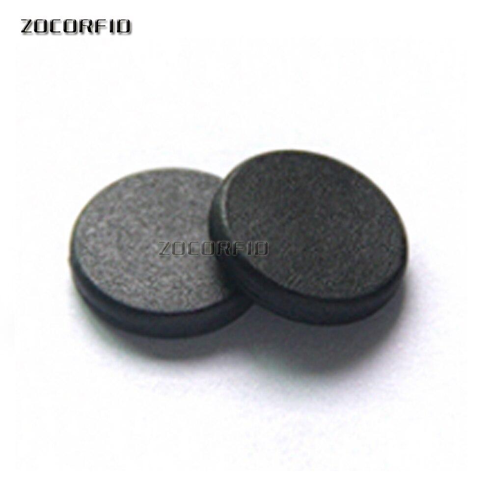 Купить с кэшбэком Free shipping 100pcs 125KHZ EM4305 / T5577 RFID laundry tags, RFID high temperature electronic/Corrosion resistant tags
