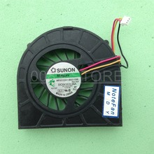 New Laptop CPU Cooling Cooler Radiator Fan For DELL INSPIRON 15R N5010 M5010 By SUNON MF60120V1-B020-G99 DC 5V 0.36A 3 Wires