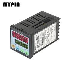 MYPIN 4 Цифровой Счетчик Длина метр Многофункциональный Интеллектуальный 90-260 В AC/DC предустановленный релейный выход PNP NPN