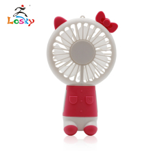 Mini Handheld Fan,Personal Portable Desk Stroller Table Fan with USB Rechargeable Battery Operated Cooling Folding ingelon usb fan mini portable table desk personal fan black blue green metal gadgets dropshipping for notebook laptop usb gadget