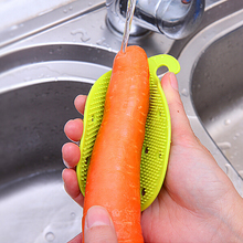 Многофункциональный овощей и фруктов кисть/отличный инструмент для очистки, сделать чистую Easie, микроволновая Печь анти-ожоги рукавицы