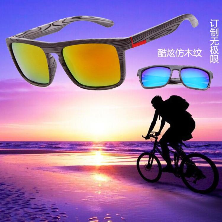 Novinka dorazila Hot Sale Bambusové dřevěné potahové sluneční brýle Ferris dřevěné zrno sluneční brýle mormaii PC Frame Brýle oculos Lunettes