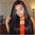 """Brazilian Straight Hair Glueless Full Lace/Lace Front Wig 130% Density Lace Front Human Hair Wigs 8-24""""Full Lace Human Hair Wigs"""