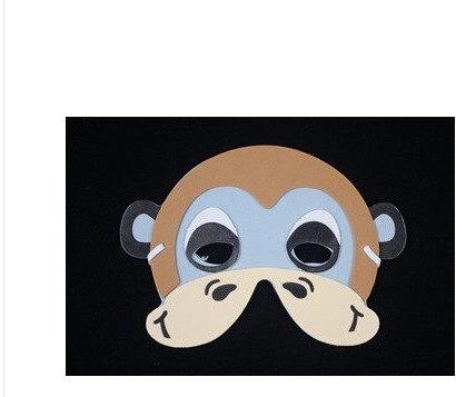 02 Monkey 10geva Cartoon Mask Animal Headdress Parent Child