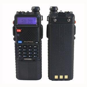 Image 3 - 2019 Baofeng UV 5R Tri Band UV 5RX3 BF R3 handheld Walkie Talkie 136 174MHz 220 260MHz 400  520MHz 3800Mhz วิทยุ