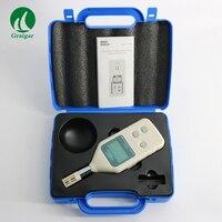 Portable Digital Humidity and Temperature meter AR827 2PCS/LOT