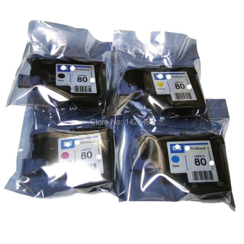 YOTAT C4820A C4821A C4822A C4823A заменяемая Печатающая головка для HP 80 HP 80 печатающая головка для HP Designjet 1000 1050C 1055 см принтер