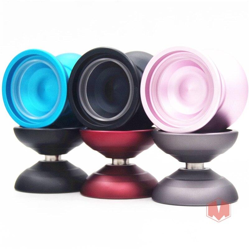 TOPYO NUIT YOYO 1A 3A 5A professionnel yoyo TOPYO nation métal portant yoyo PC en plastique anneau Concours de boule yo-yo