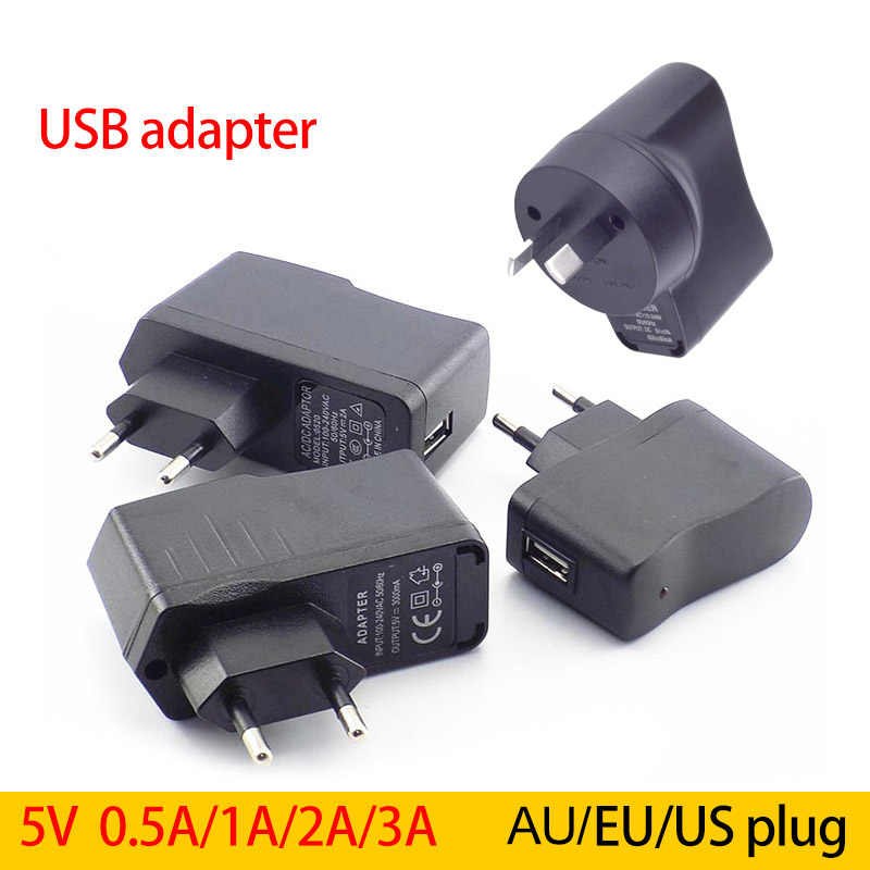 DC 5V 0.5A1A2A3A 3000ma port micro usb konwerter