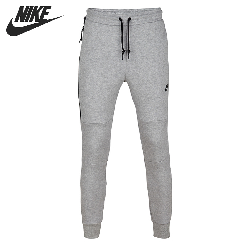 Original NIKE TECH FLEECE PANT-1MM Men's Knitted Pants Sportswear недорго, оригинальная цена