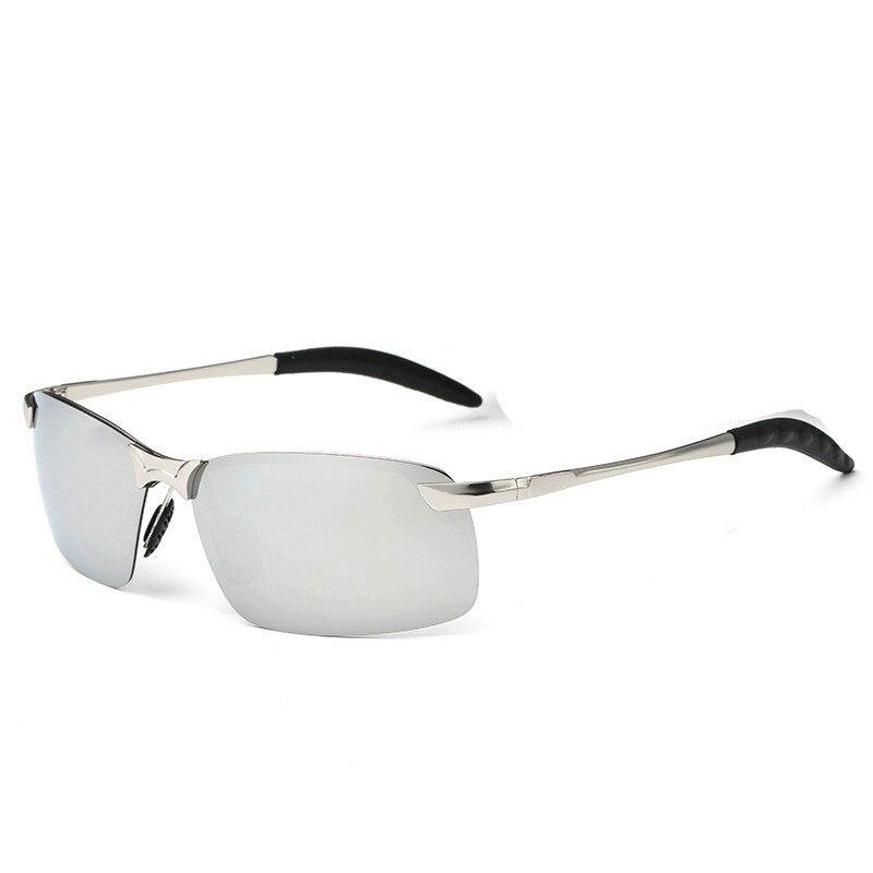 7593af9e5f7f78 2018 Mode lunettes de Soleil Polarisées Hommes Marque Conception Conduite  Lunettes De Soleil UV400 Nuances Oculos Homme Vintage Lunettes Lunettes YJ28