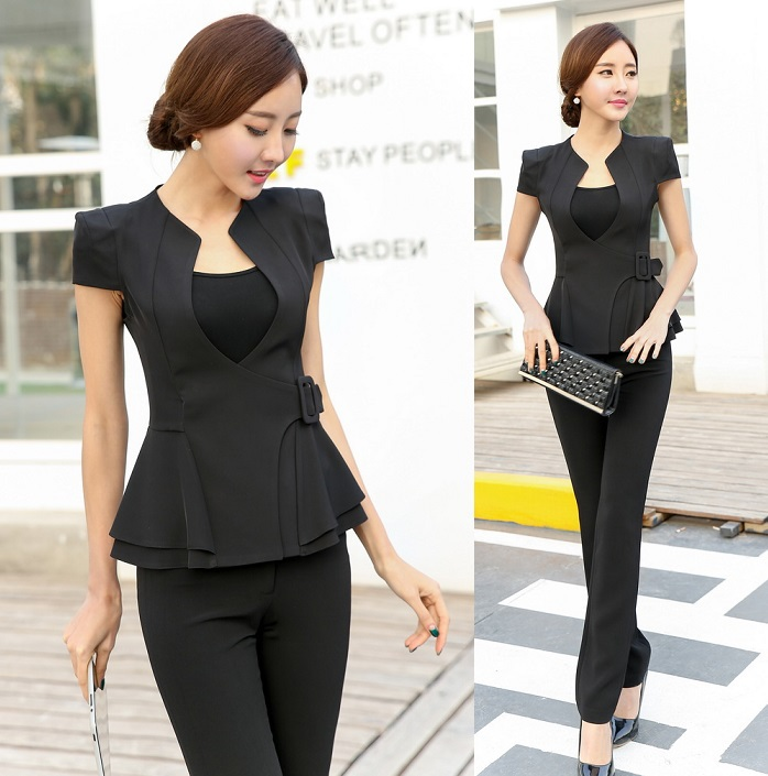 Online Get Cheap Ladies Office Wear Pants and Tops -Aliexpress.com ...