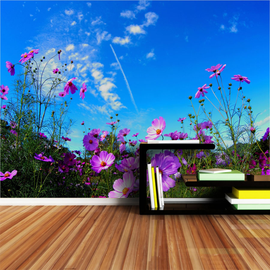 flower wallpaper 3d wall paper papers home decor murals rolls wallpapers for living room walls