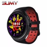 Slimy Newest Z10 Bluetooth Smart Watch Android 5 1 OS 1GB 16GB GPS WiFi Nano SIM