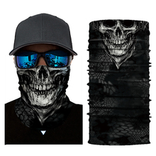 Motorcycle Skull Mask Balaclava Biker Face Shield Mascara Moto Halloween Kominiarka Cagoule Visage Ghost