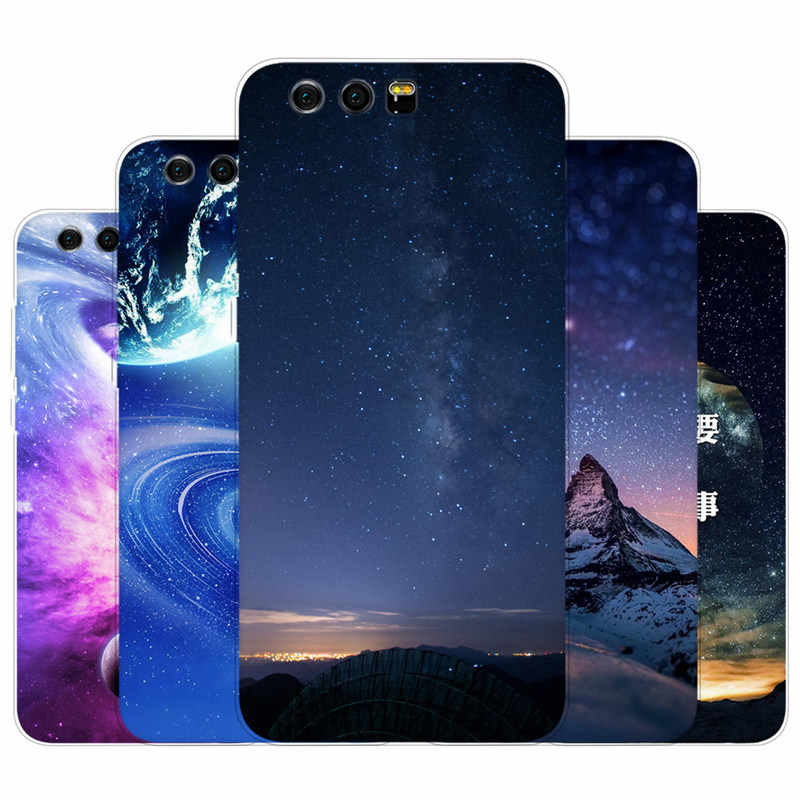 Phone Case For Huawei Honor 9 Lite LLD-L31 LLD-L21 LLD-L11 Silicone Soft Cover For Huawei Honor9 STF-L09 Protection Case ky103