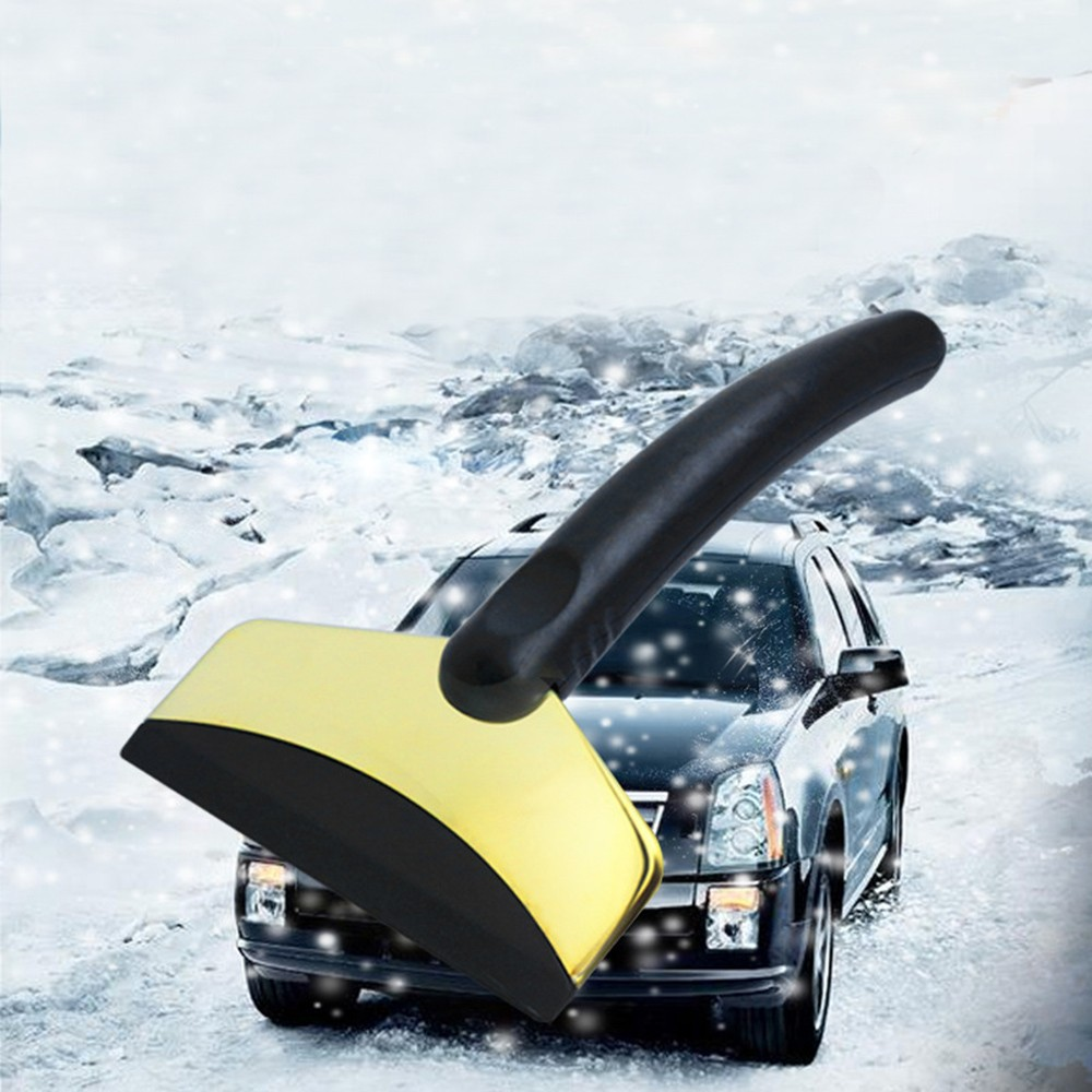 Spade & Shovel Back To Search Resultstools 1pc Small Winter Plush Glove Ice Scraper Auto Car Glass Snow Shovel Vehicle Windshield Snow Removal Tool