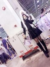 Tokyo Ghoul Ken Kaneki Cosplay Costume black dress with socks