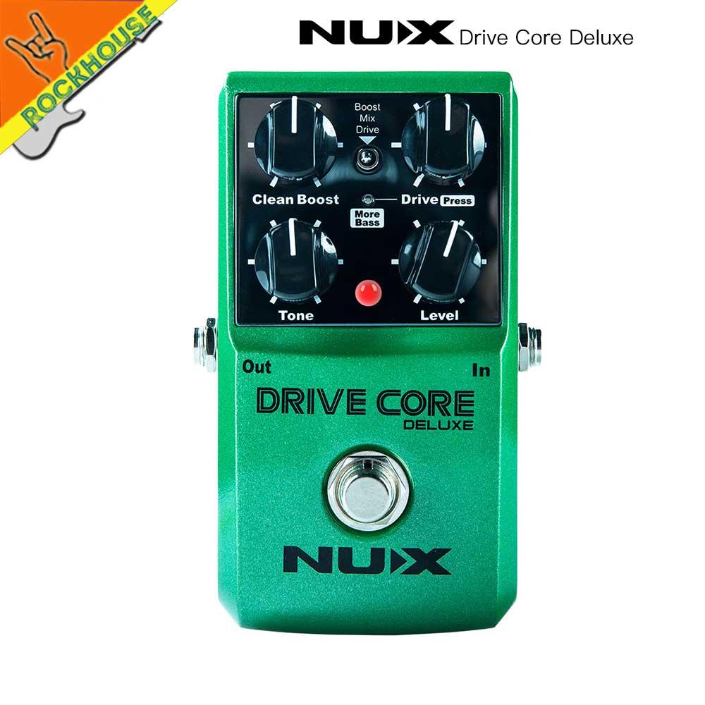NUX Drive Core Deluxe mejora el pedal de efecto de guitarra de - Instrumentos musicales - foto 2