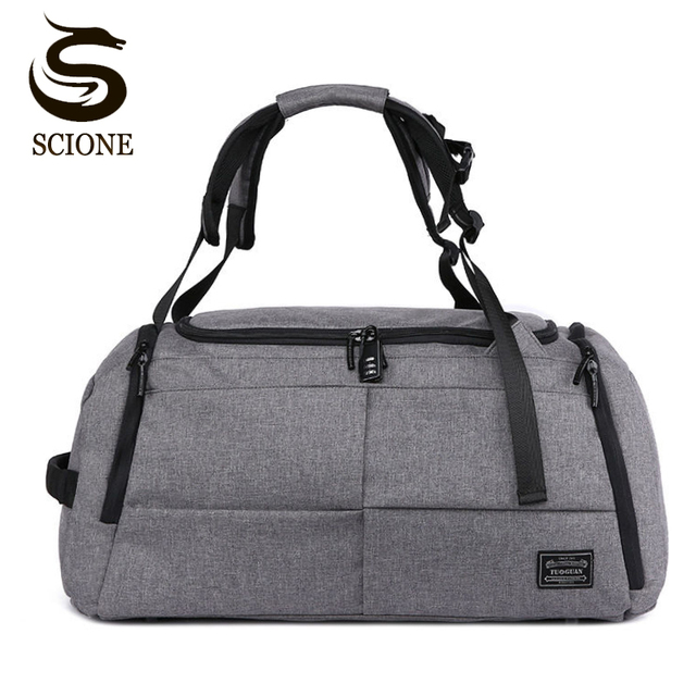 Multifunction Anti-theft Travel Bags  5
