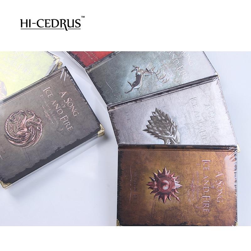 negen kleuren in willekeurige cadeau vintage leuke creatieve - Notitieblokken en schrijfblokken bedrukken - Foto 2
