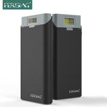 Ferising Новая серия 20000 мАч LED Дисплей Запасные Аккумуляторы для телефонов внешний 18650 Литий Батарея pover банк Мощность банк Зарядное устройство для Планшеты и телефон