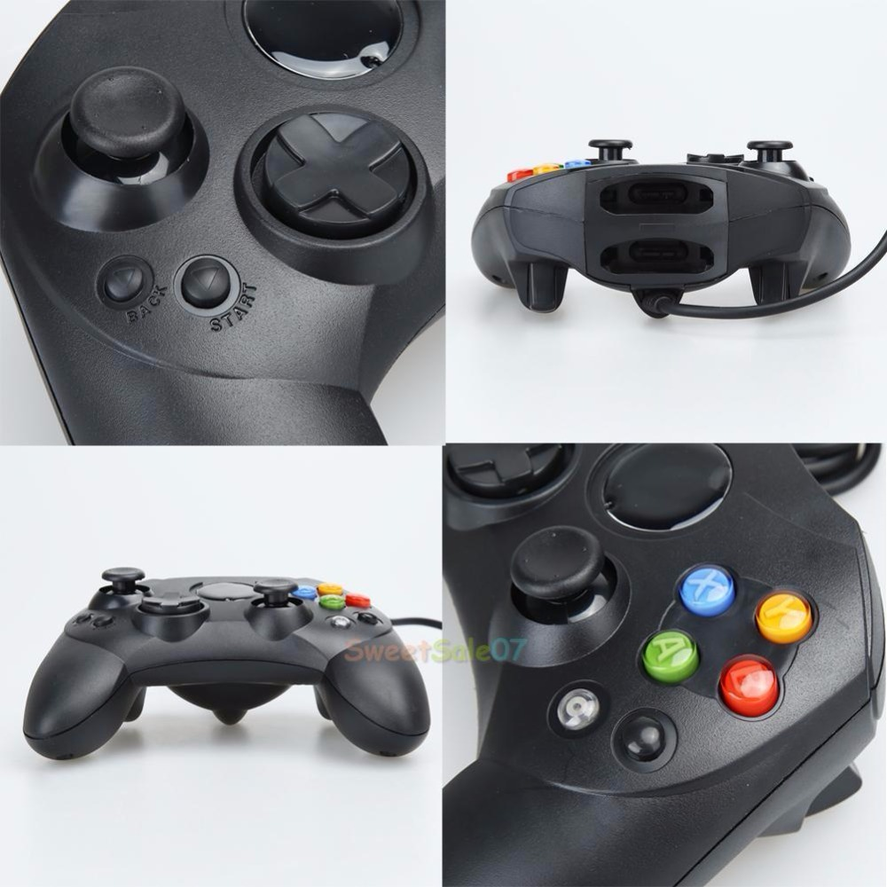 Wired Controller S Type 2 A for Microsoft Old Generation Xbox ...