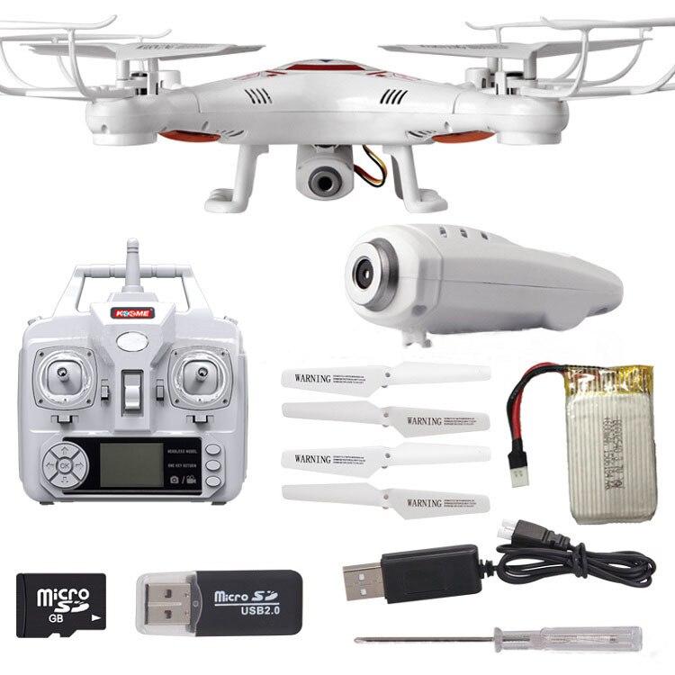 Newest K300C 2 MP HD Camera Quadcopter Camera font b Drone b font 2 4Ghz Quadrocopter
