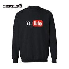 Здесь можно купить  2017 Funny West Youtube Creed Casual Men/Women Capless Youtube Luxury Sweatshirt Hoodies Cool Spring Clothes Plus Size  xxs 4xl