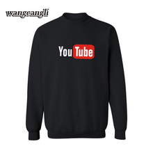 2017 Funny West Youtube Creed Casual Men/Women Capless Youtube Luxury Sweatshirt Hoodies Cool Spring Clothes Plus Size xxs 4xl(China)