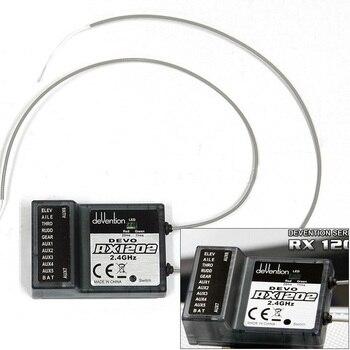 1pcs Walkera DEVO RX1202 12 Channel Receiver 2.4Ghz 12CH For Walkera DEVO Transmitter