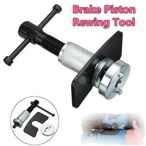 3 unids/set coche Auto extractor rueda cilindro disco freno pastilla pistón rebobinado coche reparación herramientas de metal para coches