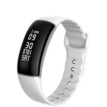 Продажа Bluetooth Smart часы ТПУ Водонепроницаемый A69 сердечного ритма Мониторы шагомер калорий сна Мониторы Смарт-часы aug22 Прямая доставка